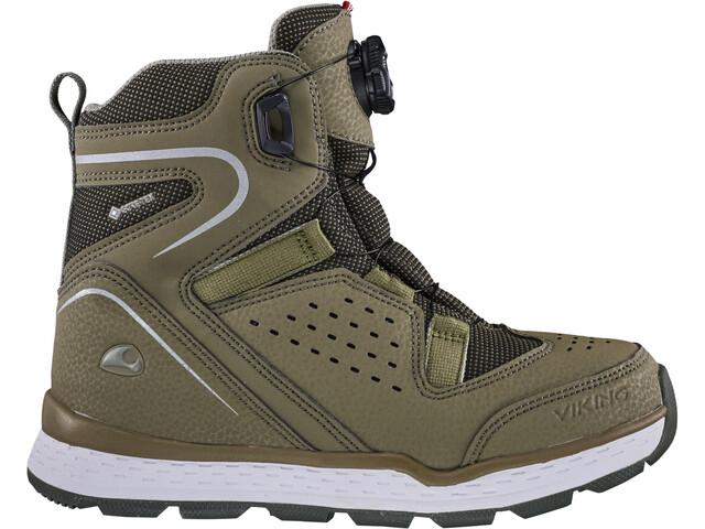 Viking Footwear Espo Boa GTX Bottes d'hiver Enfant, khaki/olive